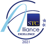 STC Alliance 2020-2021 competition badge: Excellence