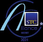 Merit winner's badge for 2021