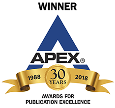 APEX Award 30th Anniversary 2018 Winner for Publication Excellence
