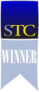 STC International Competition Winner award ribbon