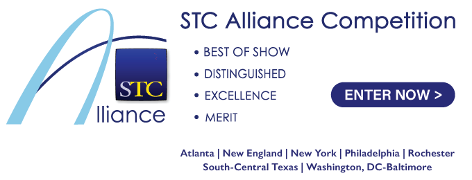Banner graphic for the STC Alliance Competition with an Enter Now button