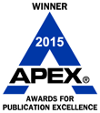 APEX 2015 award logo