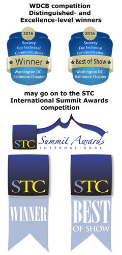 Competition progression badges -- chapter to STC ISA