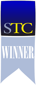 STC International Competition winner's color ribbon