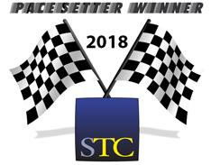 STC Pacesetter Winner badge